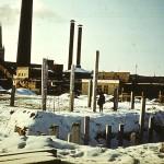 Linnahalli ehitus aasta 1976